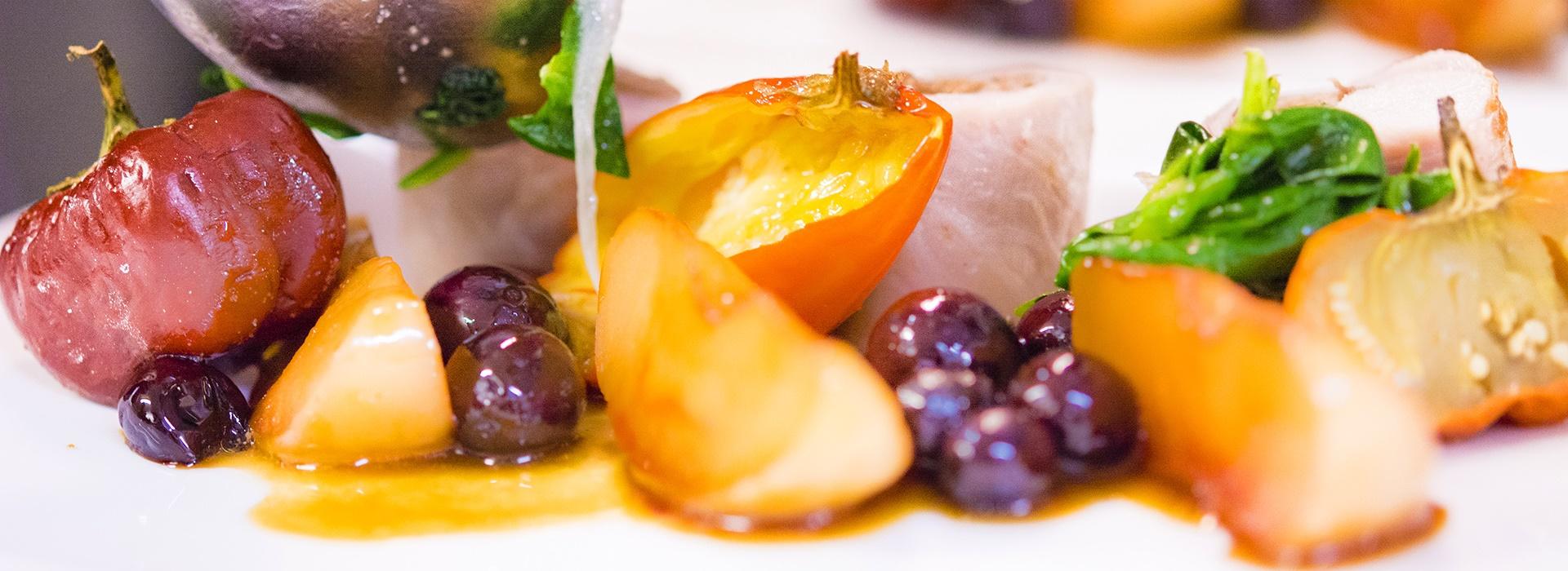 Restaurant Gastronomique Le Chalet à Ax les Thermes