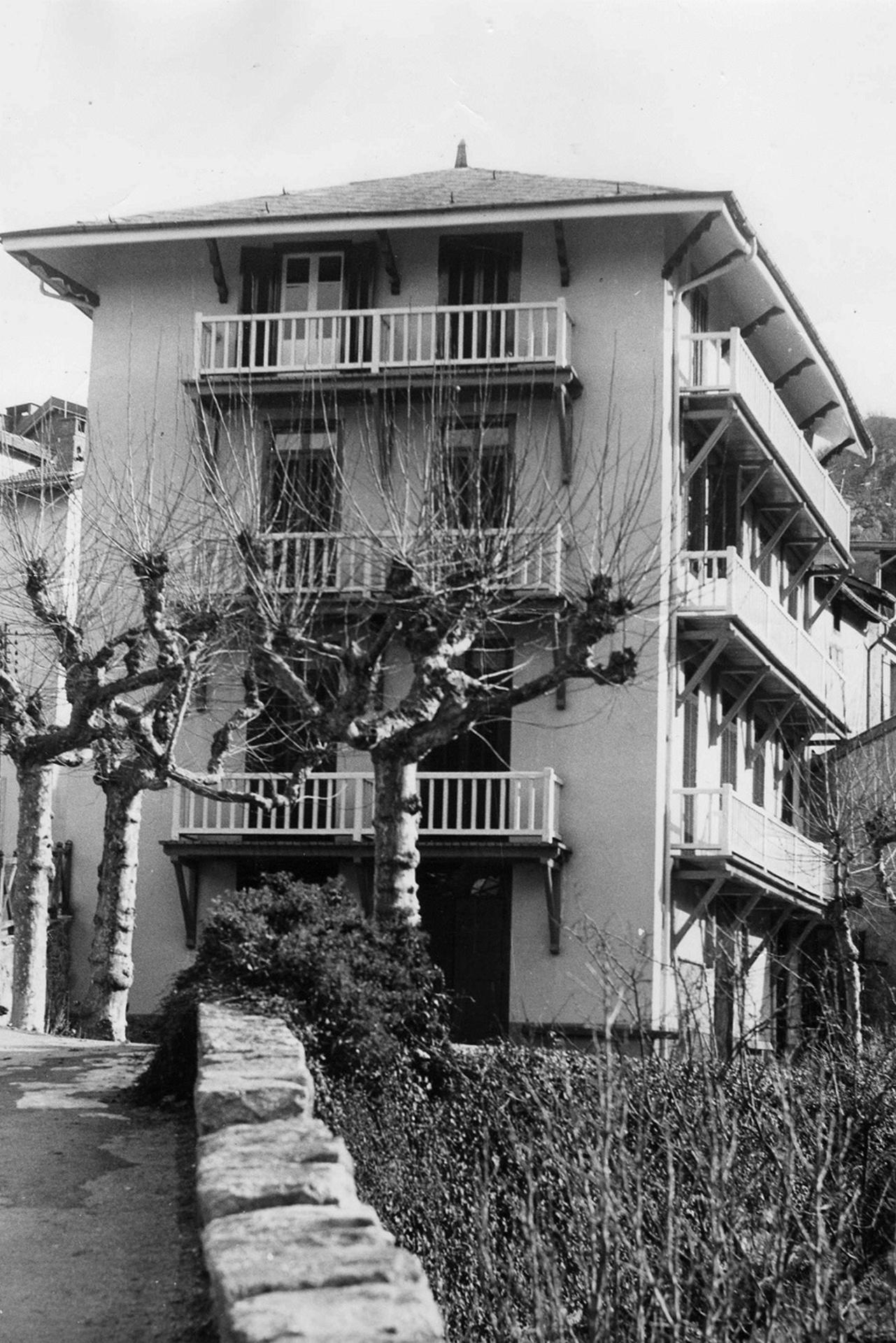 le chalet le chalet 1968 ax les thermes