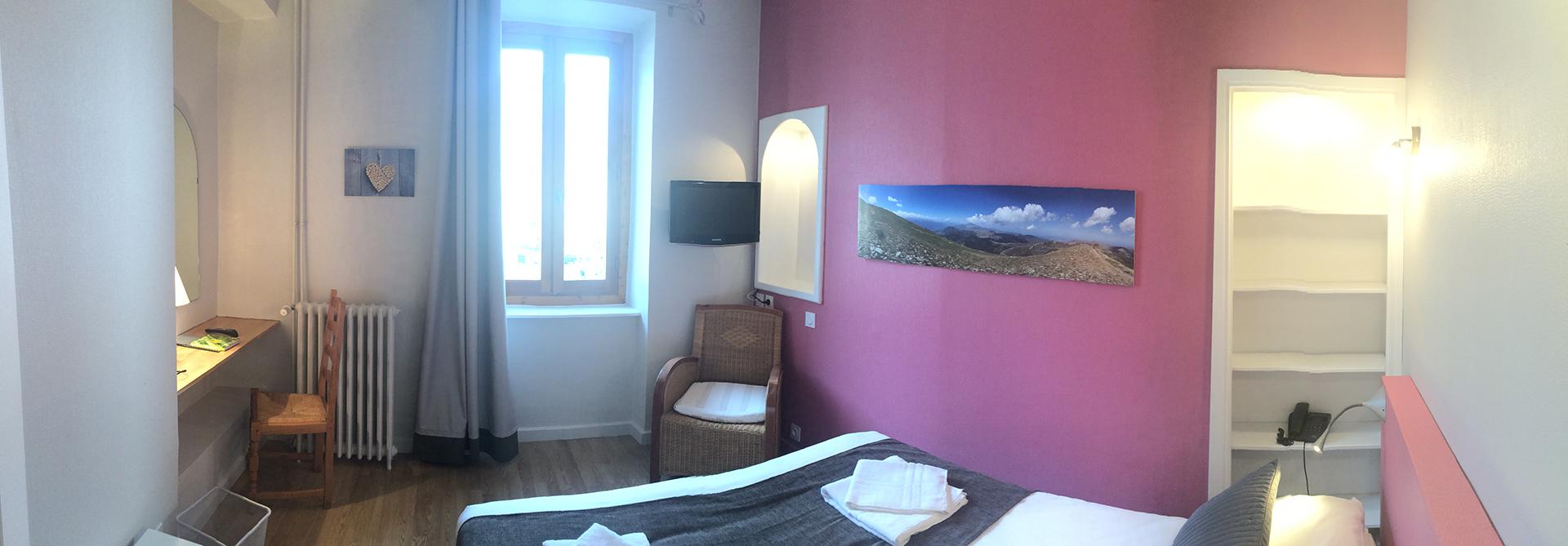 le chalet chambre n 176 6 hotel le chalet ax les thermes