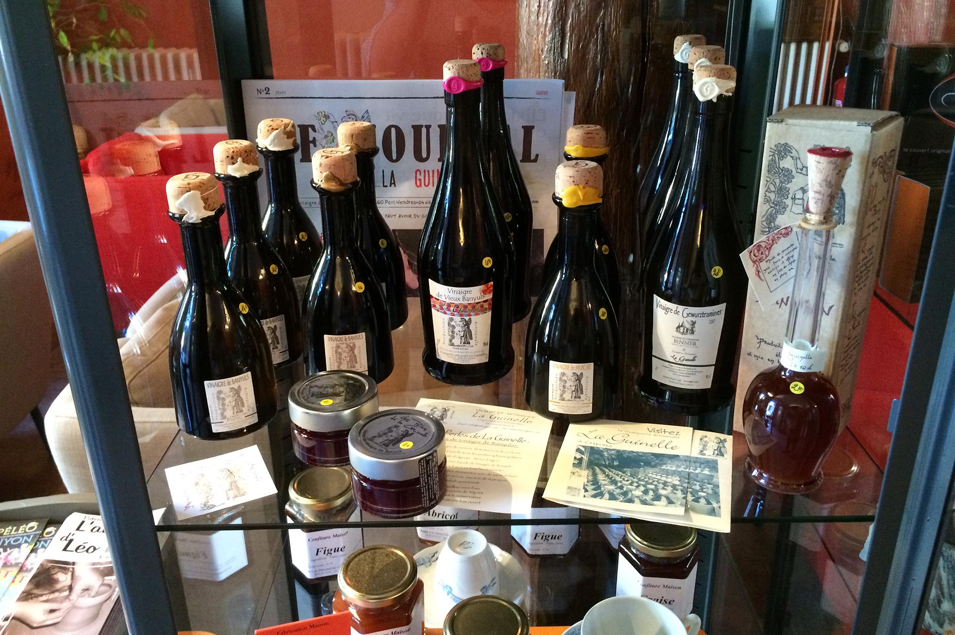 Vinaigrerie La Guinelle au Chalet Ax les Thermes